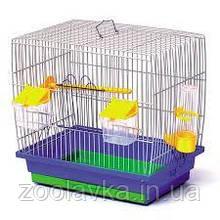 Клетка для птиц Канар цинк