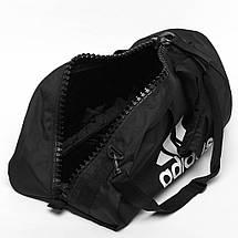Сумка-рюкзак (2в1) с белым логотипом Adidas Judo (черный, ADIACC052J), фото 2