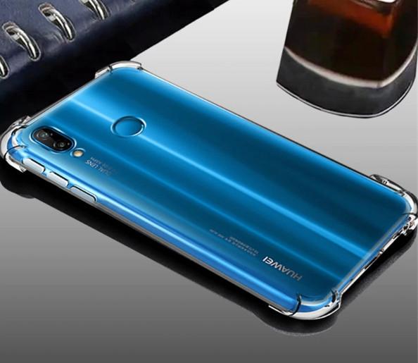 Противоударный силиконовый чехол для Huawei Honor 8X