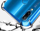 Противоударный силиконовый чехол для Huawei Honor 8X, фото 3
