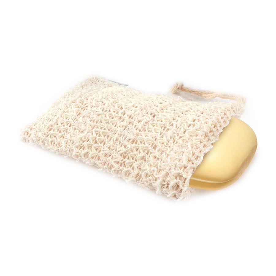 Мешочек для мыла из сизаля