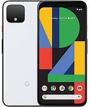 Cмартфон Google Pixel 4 XL 6/64GB Clearly White EU  9 мес.