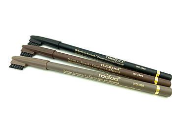 Карандаш для бровей malva cosmetics м 400