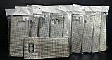 Силіконовий чохол з камінням для Samsung Galaxy S7, фото 6