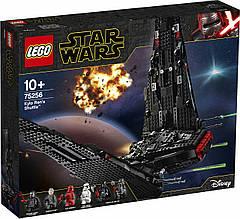 LEGO Star Wars Kylo Ren's Shuttle Шаттл Кайло Рена (75256)
