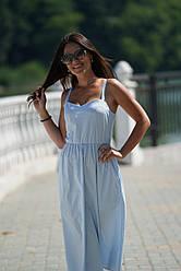 Лёгкий сарафан на лето