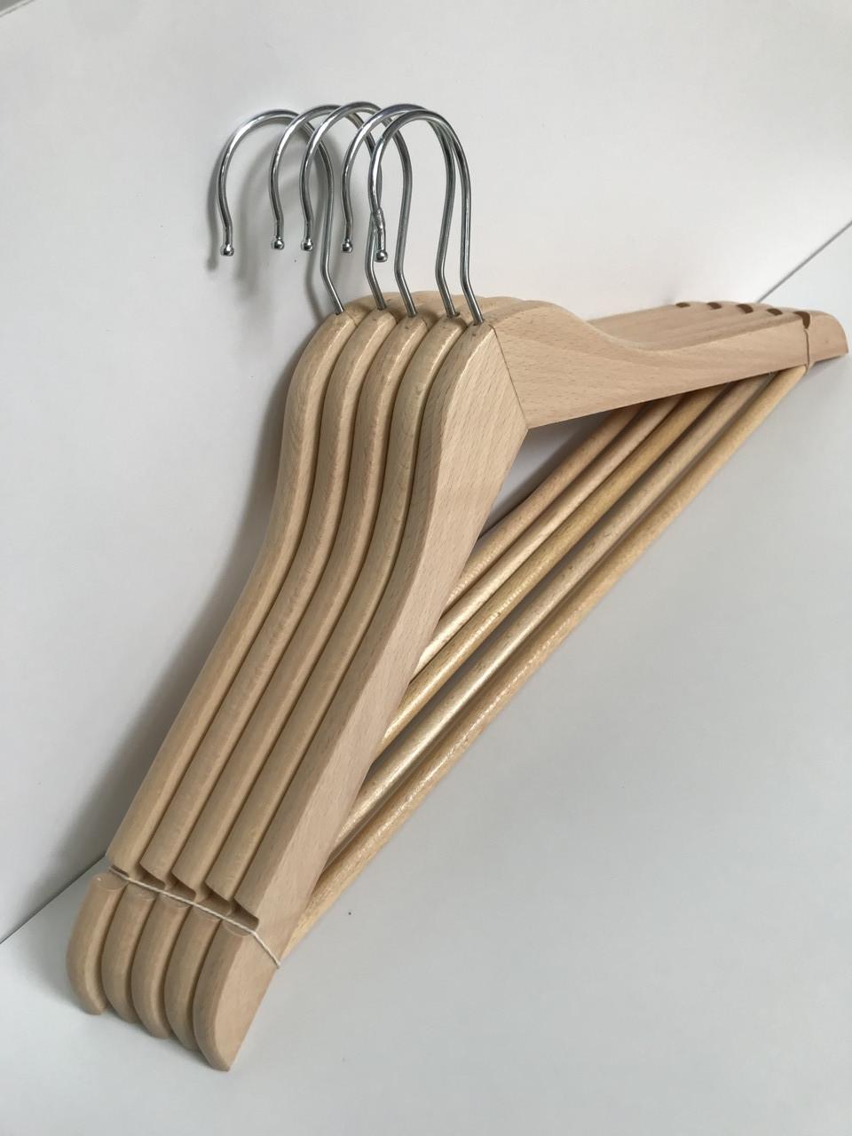 Вішалка дерев'яна