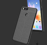 Защитный чехол-накладка под кожу для Huawei Honor 7X, фото 2