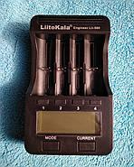 Зарядное устройство LiitoKala Lii-500 с блоком питания и автоадаптером. Оригинал, фото 9