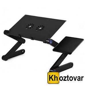 Столик трансформер для ноутбука | Подставка для ноутбука T8