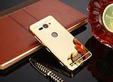 Алюминиевый чехол бампер для Sony Xperia XZ2 Compact (H8324), фото 2