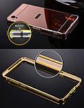 Алюминиевый чехол бампер для Sony Xperia XZ2 Compact (H8324), фото 5