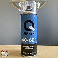 Преобразователь ржавчины + эпоксидный грунт Q-Refinish 40-600, 400 мл Аэрозоль