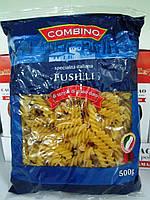 Макароны спираль Combino Fusilli 500 г