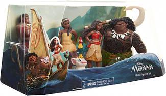 Набір фігурок з мультфільму Моана - Moana