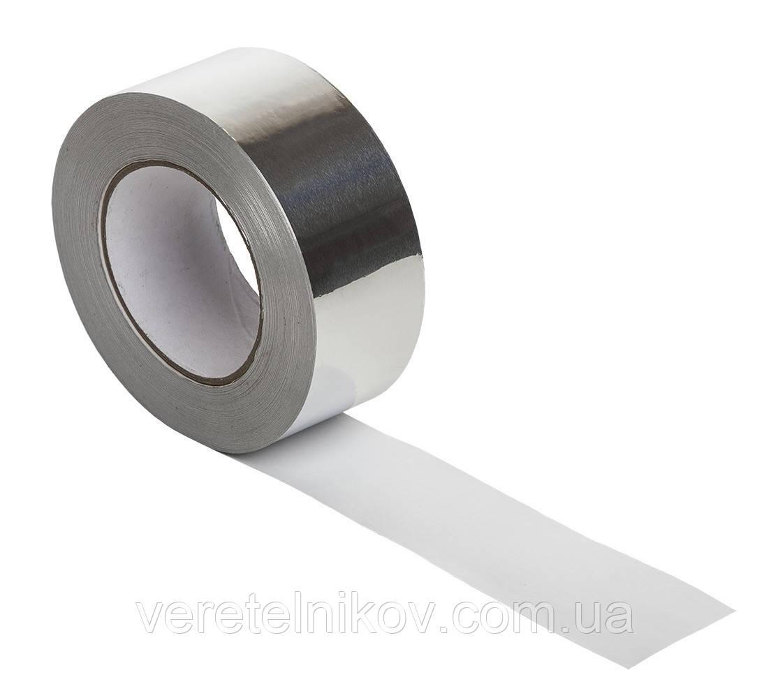 FIXIT (Фиксит) АЛ-1 – профессиональная односторонняя клейкая алюминиевая лента, 50 М.