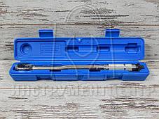 Ключ динамометрический 3/8, 19-110 Нм King Roy KRT19110