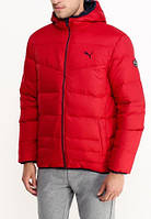 Пуховик PUMA ESS Hooded Down Jacket red
