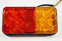 Фонарь задний LED (12v 150мм х 80мм х 22мм), фото 5
