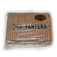 Женские капроновые следки Dika Pantera - 2,20 грн./пара (бежевые), фото 1