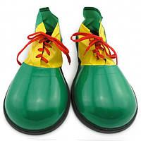 Ботинки Клоуна лаковые,тематические костюмы