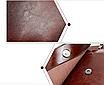 Рюкзак женский трансформер сумка из натуральной кожи Classic Черный, фото 3