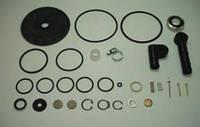 Ремкомплект тормозного крана WABCO 4757100012 на Mercedes, Iveco, MAN, DAF, Skania, VOLVO