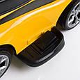Электромобиль (каталка-толокар) с родительской ручкой Bambi Porsche (свет фар,музыка) арт. 4316L-6, фото 10
