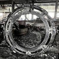 Многотонное, крупногабаритное литье стали и чугуна, фото 5