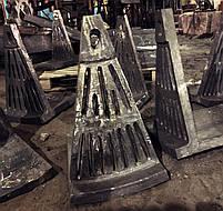 Многотонное, крупногабаритное литье стали и чугуна, фото 7