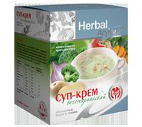 Суп – крем вегетарианский