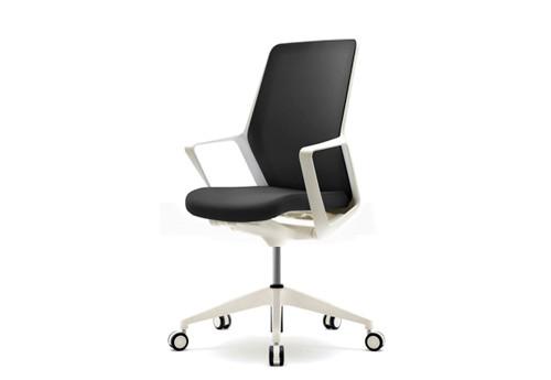 Крісло офісне комп'ютерне Enrandnepr FLO білий black