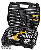 Автомобильный набор инструментов Master Tool 78-5121 (121 предмет)