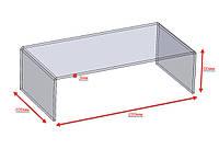 Подставка п-образная акриловая, фото 1