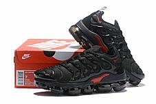 """Кроссовки Nike Air VaporMax Plus """"Черные"""", фото 3"""
