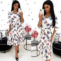 Платье женское стильное 26343