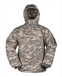 Куртка мужская демисизонная COMBAT ANORAK WINTER  MIL-TEC® цвет пиксель  Диджитал  Германия