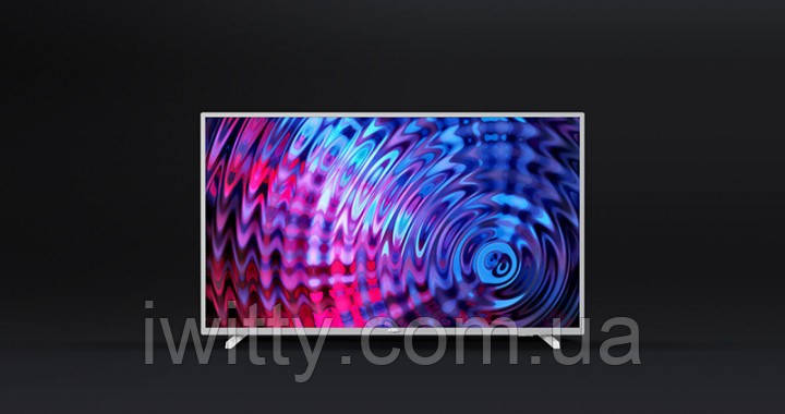 "Телевизор Филипс Philips 34"" Smart-TV/Full HD/DVB-T2/USB (1920×1080) Android 9.0"