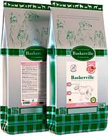 Сухой беззерновой корм для взрослых собак Baskerville Grain Free Dog Adult Beef с говядиной (20 кг)