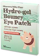 Увлажняющие лифтинг патчи для области вокруг глаз Elizavecca MP Hydro Gel Bouncy Eye Patch 20 шт (8809351632630)