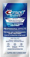 Полоски для отбеливания зубов на 4-5 тонов Crest 3D White Whitestrips Kit Professional Effects 1 шт (8897140013631)