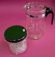 🔝Стеклянный заварной чайник, Tea Cup, 750 мл., заварник для чая, кофе | 🎁%🚚, Чайники, заварники, кружки