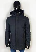 Куртка мужская зимняя удлиненная