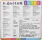 Детский надувной бассейн INTEX 58924 круг 86х25 см   Детский бассейн радуга, фото 3
