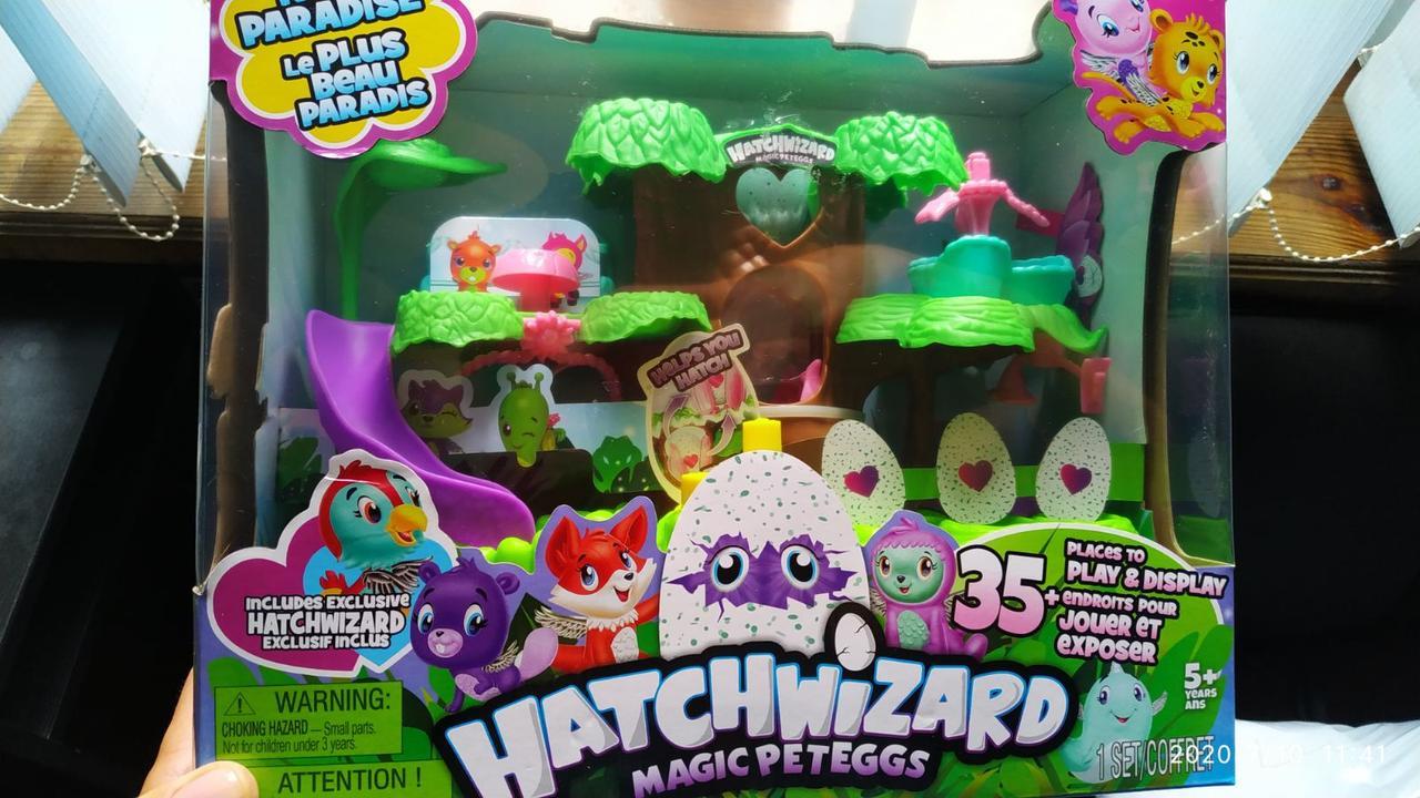 Hatchimals Ігровий набір Дитячий садок для пташенят з ексклюзивним Хетчималс Hatchimals Hatchery Nursery Playset