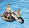 Детский плотик для плавания.Надувной мотобайк плотик., фото 4