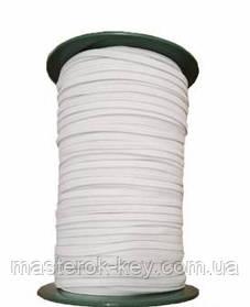 Білизняна гумка метражні ширина 8мм колір білий