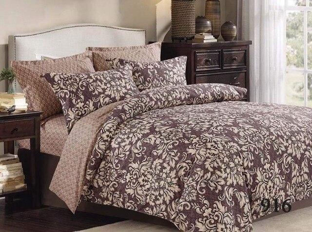 Комплект постельного белья полуторный Бязь GOLD 100% хлопок Азгард