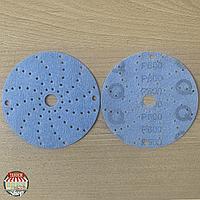 Круг абразивный Q-Refinish 30-300 PREMIUM BLUE, 150 мм 75 отверстий