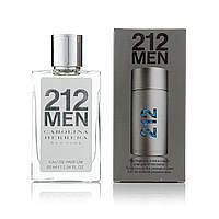 60 мл парфуму Carolina Herrera 212 Men (М)